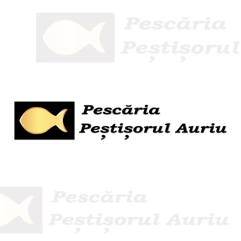 Logo - Pescăria Peștișorul Auriu