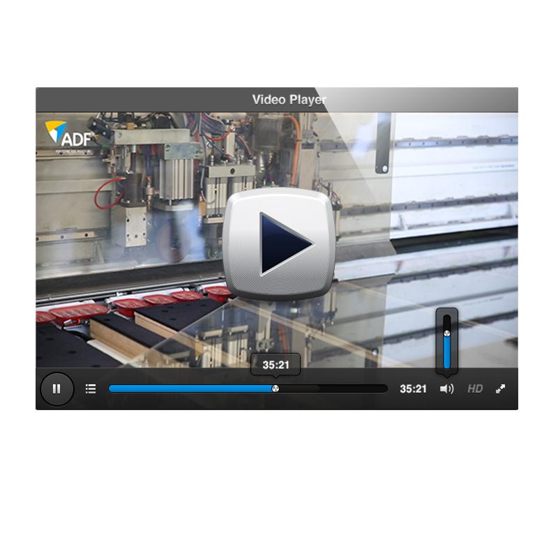 Prezentare Video - Fereastra ADF